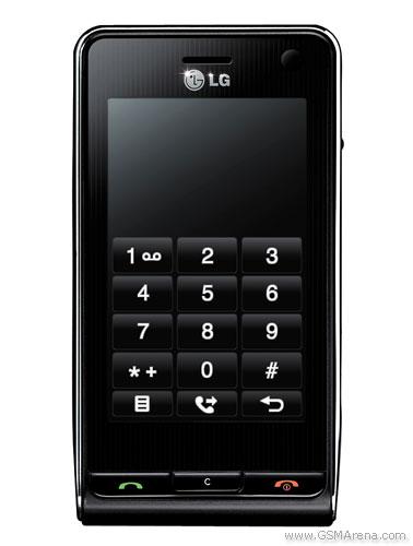 Spesifikasi LG KU990 Viewty