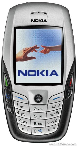 Spesifikasi Nokia 6600