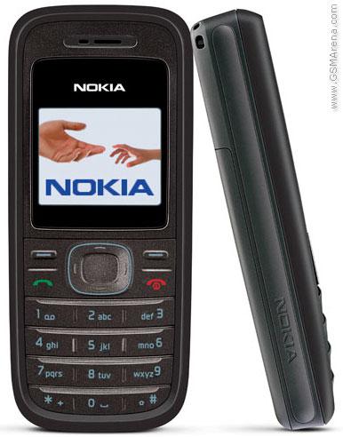 Spesifikasi Nokia 1208