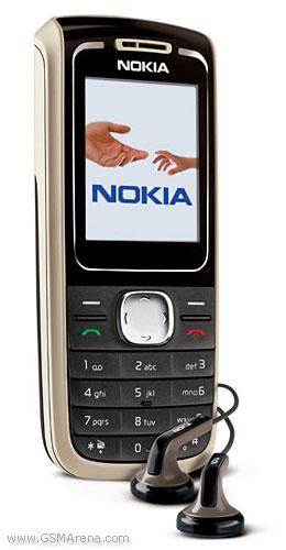 Spesifikasi Nokia 1650