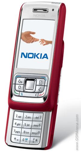 Spesifikasi Nokia E65