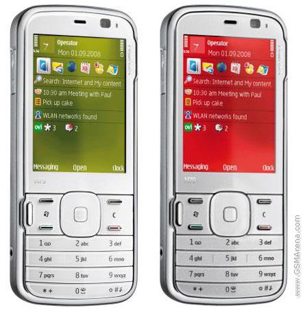 Spesifikasi Nokia N79