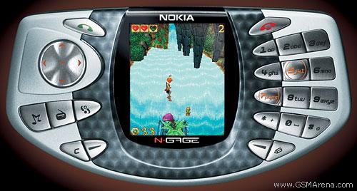 Spesifikasi Nokia N-Gage
