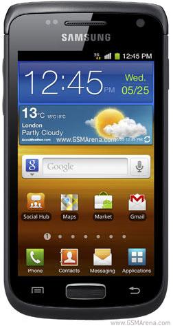 Spesifikasi Samsung Galaxy W I8150