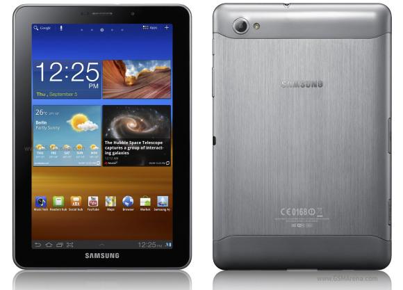Spesifikasi Samsung P6800 Galaxy Tab 7.7