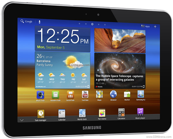 Spesifikasi Samsung Galaxy Tab 8.9 LTE