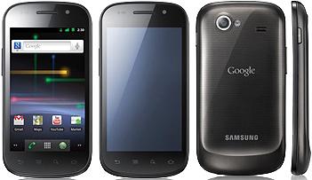 Spesifikasi Samsung Google Nexus S I9023