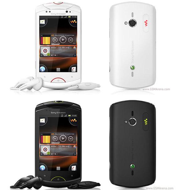 Spesifikasi Sony Ericsson Live with Walkman