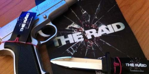 10 Keunggulan Film 'The Raid'