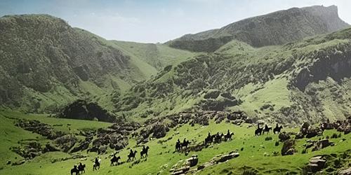27 Hewan Mati di Lokasi Syuting 'The Hobbit : An Unexpected Journey'