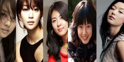 5 Aktris Cantik Korea Pemilik Bibir Sensual