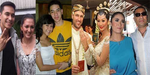 8 Selebriti yang Hamil Duluan Sebelum Menikah