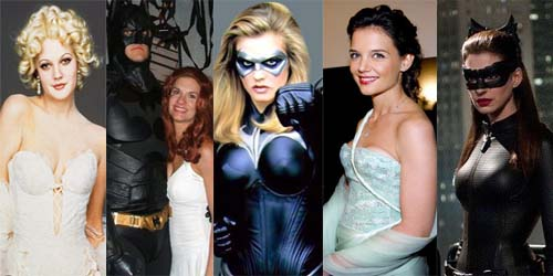 9 Wanita Seksi di Kehidupan Batman