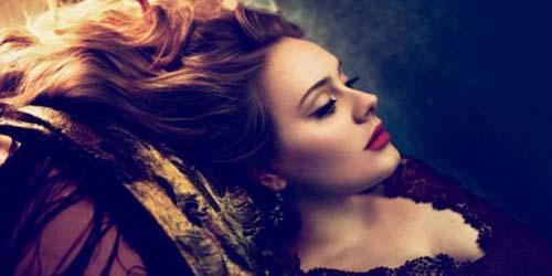 Adele Bakal Bawakan 'Skyfall' Secara Live di Oscar