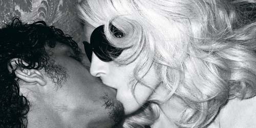 Beredar Foto Madonna Telanjang di W Magazine