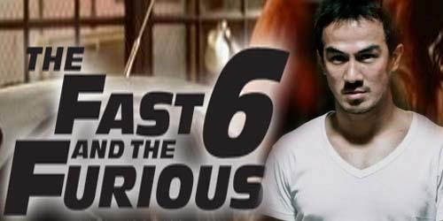 Bintangi Film Fast and Furious 6, Joe Taslim Pakai Bahasa Indonesia