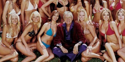 Bos Playboy, Hugh Hefner Sudah Bercinta dengan Ribuan Wanita