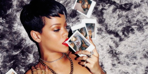 Cantiknya Rihanna Pakai Kerudung