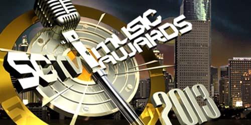 Daftar Para Pemenang SCTV Music Awards 2013