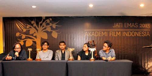 Daftar Pemenang Akademi Film Indonesia (AFI) 2013