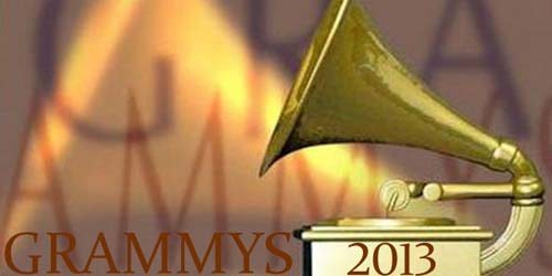 Daftar Pemenang Grammy Awards 2013