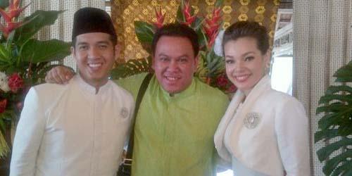 Dewi Sandra Resmi Menikah Ke Tiga Kali nya