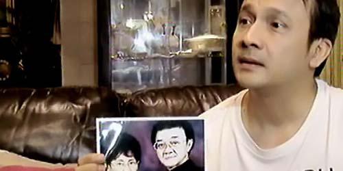 Eyang Subur Pernah Meminta Istri Adi Bing Slamet