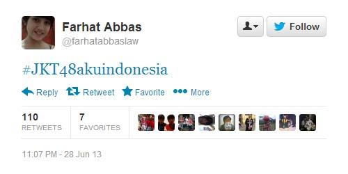Suka Makanan Indonesia, Berat Badan Haruka JKT48 Naik