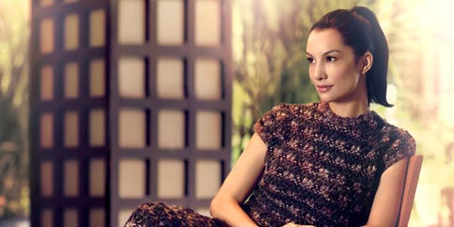 Final Asia Next Top Model, Nadya Hutagalung Tampil Cantik dengan Kebaya