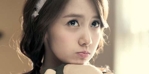 Gadis Berjilbab ini Mirip Yoona Girls' Generation