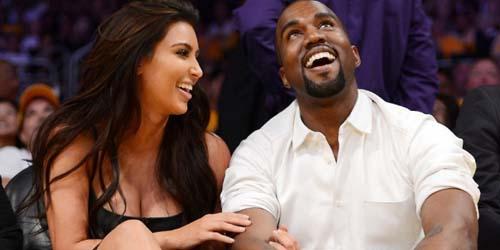 Gila Belanja, Kanye West Tak Mau Nikahi Kim Kardashian