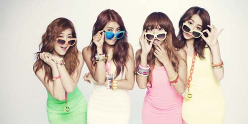 Girlband Seksi Sistar Main Basket Pakai Mini Dress
