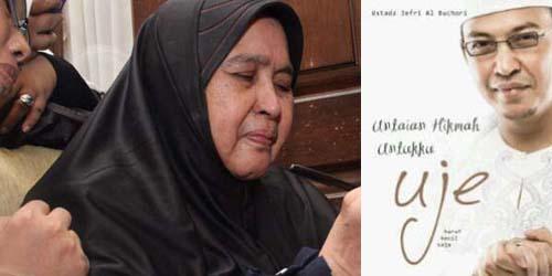 Ibunda Ustadz Jeffry Al Buchori Tulis Buku 'Untukmu Uje'