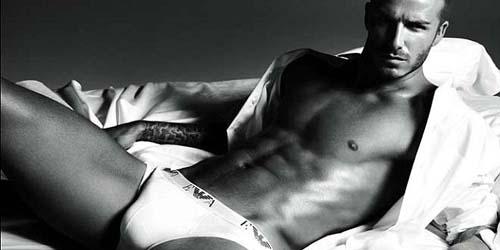 Iklan Celana Dalam David Beckham Menuai Pro Kontra