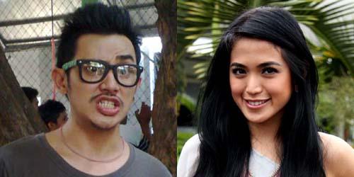 Jalan Bareng, Vicky Nitinegoro - Jessica Iskandar Pacaran?