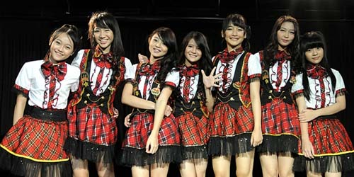 JKT48 The Movie Dirilis di 5 Negara