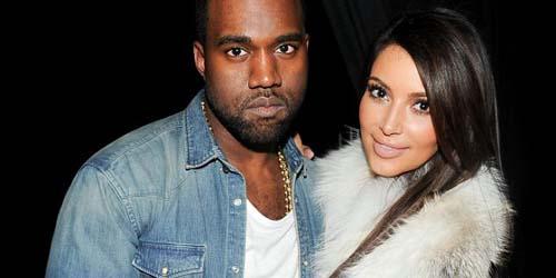 Kanye West Ungkapkan Cinta Ke Kim Kardashian Lewat 'Theraflu'