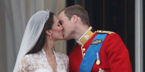 Kehidupan Seks Buruk, Kate Middleton Tak Kunjung Hamil
