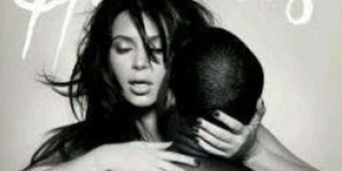 Kim Kardashian & Kanye West Bugil Bareng