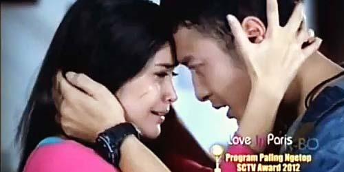 Love in Paris Season 2 Suguhkan Adegan Ciuman Dimas Anggara & Michelle Ziudith