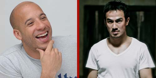 Joe Taslim Main Film di Fast Furious 6