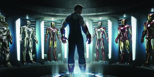 Marvel Rilis Poster dan Trailer Terbaru Iron Man 3