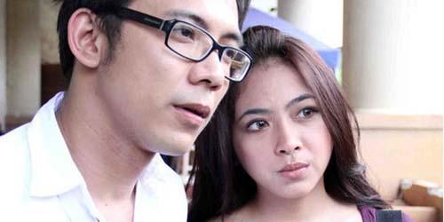 Nadia Vega dan David 'Peterpan' Pacaran ?
