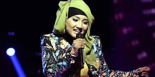 Nanti Malam, Fatin Shidqia Lubis Bawakan Lagunya Sendiri