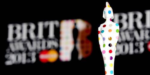 Para Pemenang Brit Awards 2013