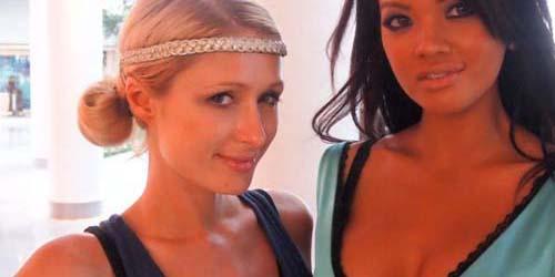 Paris Hilton Kalah Seksi Dengan Farah Quinn