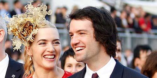 Pernikahan Ketiga, Kate Winslet Menikah Diam-diam dengan Ned Rock'nRoll
