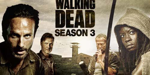 Poster Terbaru The Walking Dead season 3 Telah Dirilis