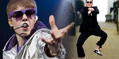 Psy Kolaborasi dengan Justin Bieber di Single Terbaru