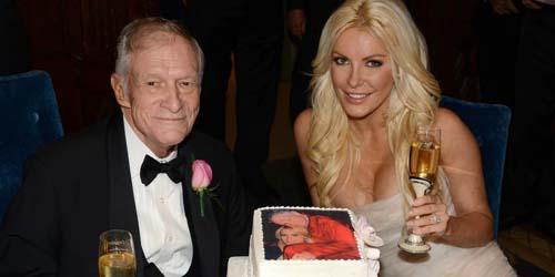 Rahasia Seks 'Bos Playboy' Hugh Hefner dan Istrinya, Crystal Harris